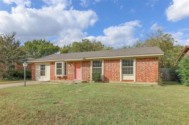 3013 Bob O Link Lane, Denton, TX 76209 (MLS #14445283) :: The Mauelshagen Group