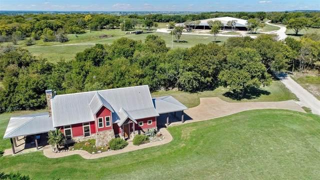 5320 Old Buena Vista Road, Waxahachie, TX 75167 (MLS #14445309) :: All Cities USA Realty