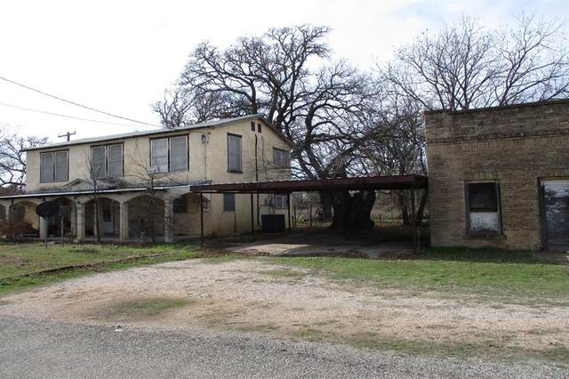 218 S Co Rd 447, Olden, TX 76466 (MLS #14445328) :: Real Estate By Design