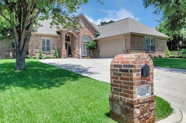 1304 Rodden Drive, Decatur, TX 76234 (MLS #14445366) :: Real Estate By Design
