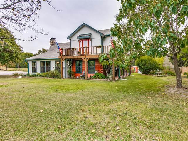 14662 County Road 485, Lavon, TX 75166 (MLS #14445369) :: All Cities USA Realty