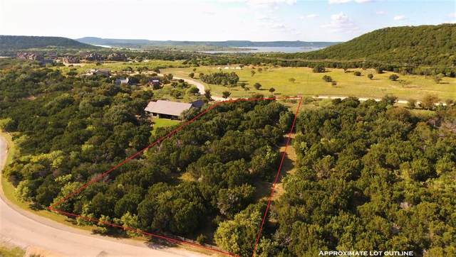 M9 Keechi Trail, Possum Kingdom Lake, TX 76449 (MLS #14445391) :: The Mitchell Group