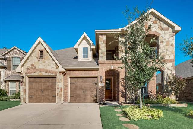 5736 Spirit Lake Drive, Fort Worth, TX 76179 (MLS #14445517) :: The Mauelshagen Group