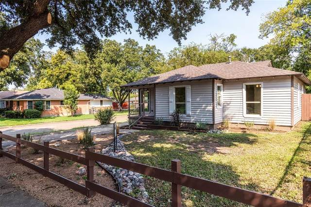 2027 Melbourne Avenue, Dallas, TX 75224 (MLS #14445529) :: Keller Williams Realty