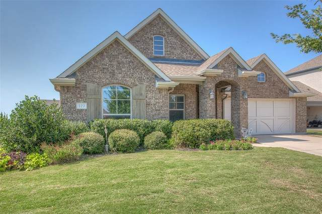 119 Parkview Drive, Aledo, TX 76008 (MLS #14445556) :: Potts Realty Group