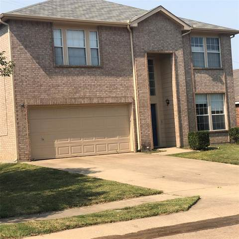 1401 River Ridge Road, Roanoke, TX 76262 (#14445566) :: Homes By Lainie Real Estate Group
