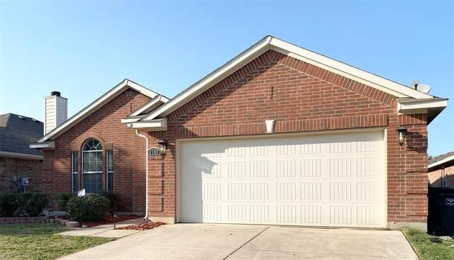 1100 Rosedale Springs Lane, Fort Worth, TX 76134 (MLS #14445603) :: The Mauelshagen Group