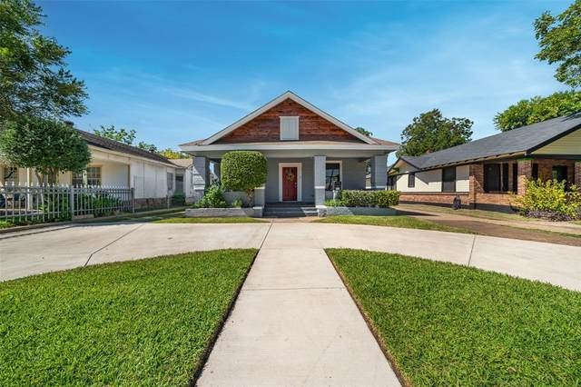513 S Brighton Avenue, Dallas, TX 75208 (MLS #14445671) :: Keller Williams Realty