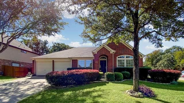 3225 Marquette Drive, Flower Mound, TX 75022 (MLS #14445812) :: Frankie Arthur Real Estate
