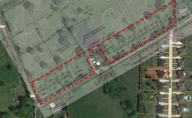 21519 W County Road 153, Bullard, TX 75757 (MLS #14445825) :: The Chad Smith Team