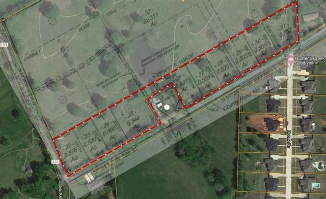 7876 W County Road 152, Bullard, TX 75757 (MLS #14445861) :: Potts Realty Group
