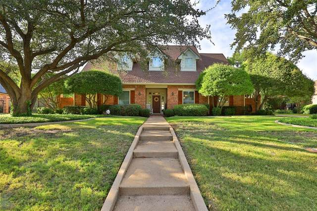 16 Saint Andrews Street, Abilene, TX 79606 (MLS #14445884) :: Real Estate By Design