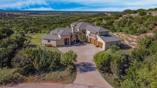 174 Lake Trail, Abilene, TX 79606 (MLS #14445902) :: The Tierny Jordan Network