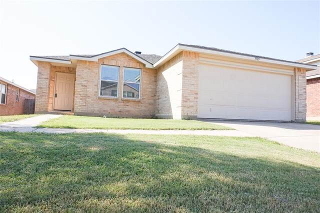 3905 Thoroughbred Trail, Fort Worth, TX 76123 (MLS #14445918) :: The Mauelshagen Group