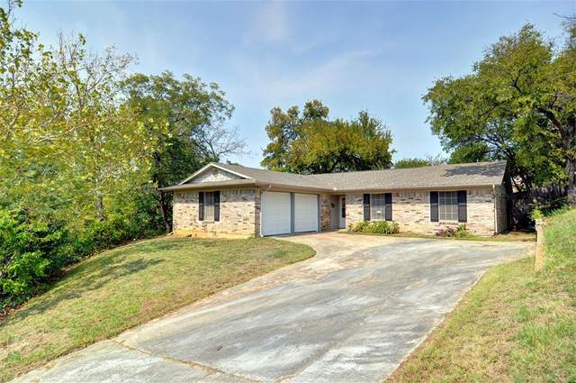 4828 Bonnell Avenue, Fort Worth, TX 76107 (MLS #14445977) :: The Daniel Team