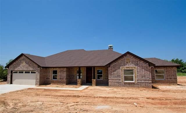 Lot 29 Justin Drive, Springtown, TX 76082 (MLS #14445982) :: Keller Williams Realty