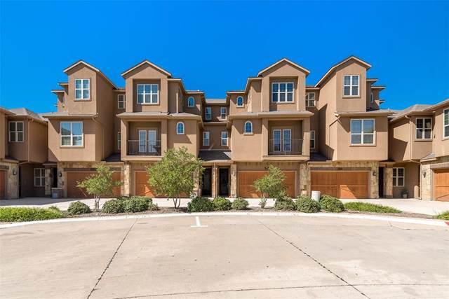 2630 Villa Di Lago #3, Grand Prairie, TX 75054 (MLS #14445985) :: The Hornburg Real Estate Group