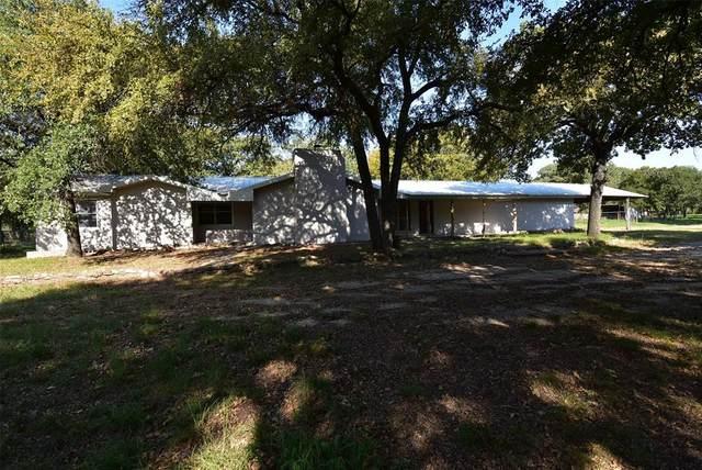 5401 N Fm 51, Weatherford, TX 76085 (MLS #14446012) :: Real Estate By Design