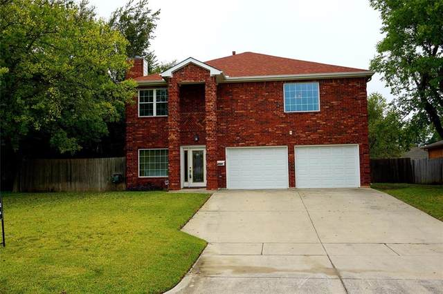 4908 Donnelly Avenue, Fort Worth, TX 76107 (MLS #14446016) :: The Daniel Team