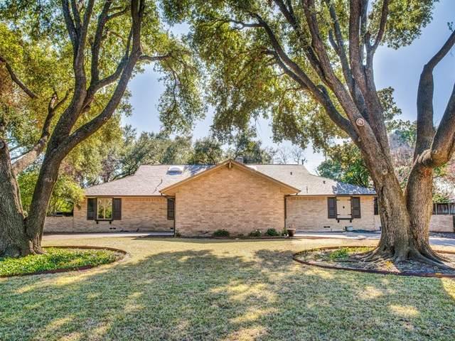 6840 Briar Cove Drive, Dallas, TX 75254 (MLS #14446345) :: Hargrove Realty Group