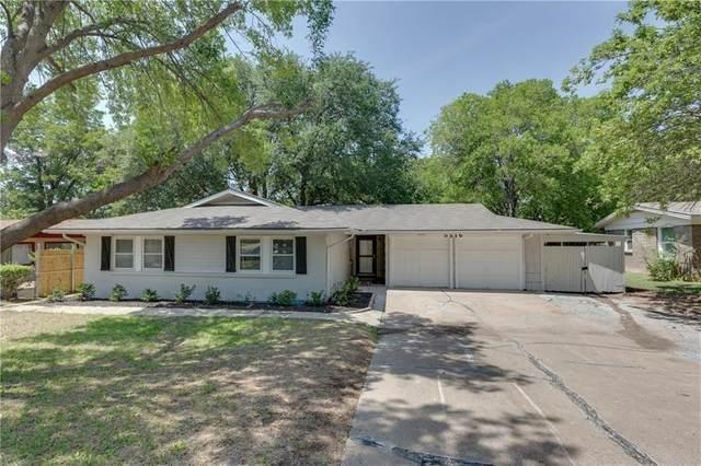 5516 Winifred Drive, Fort Worth, TX 76133 (MLS #14446348) :: The Mauelshagen Group