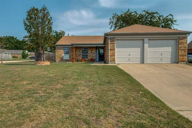7456 Deer Park Drive, Fort Worth, TX 76137 (MLS #14446376) :: Potts Realty Group