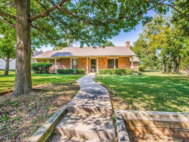 100 S Hill Street, Pilot Point, TX 76258 (MLS #14446490) :: EXIT Realty Elite