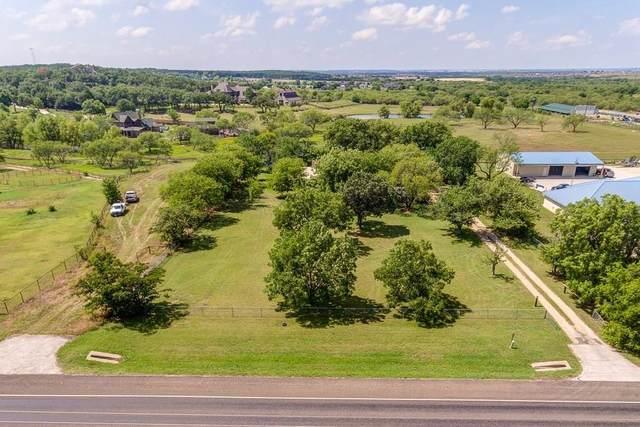 809 Fm 407 W, Argyle, TX 76226 (MLS #14446516) :: The Hornburg Real Estate Group