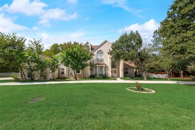 165 Creekside Drive, Double Oak, TX 75077 (MLS #14446537) :: The Daniel Team