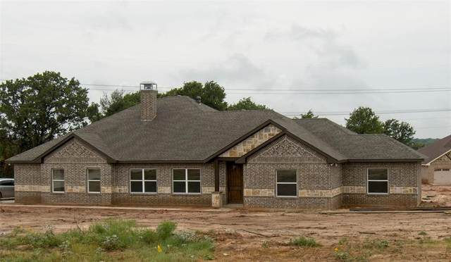 Lot 33 Justin Drive, Springtown, TX 76082 (MLS #14446590) :: Keller Williams Realty