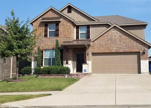1265 Water Lily Drive, Little Elm, TX 75068 (MLS #14446635) :: The Mauelshagen Group