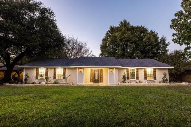 6084 Crest Lane, Kaufman, TX 75142 (MLS #14446645) :: Real Estate By Design