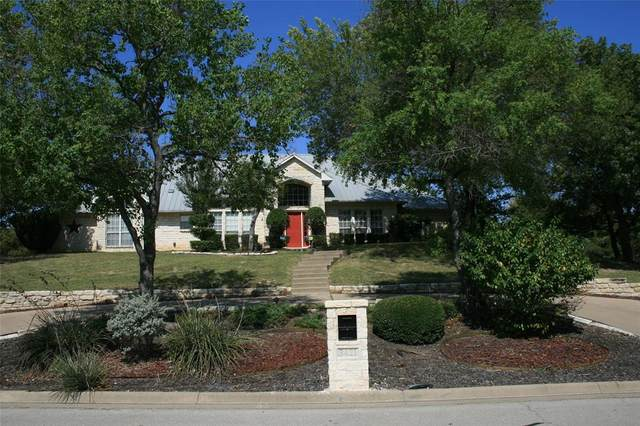 3421 Cliff View Loop, Weatherford, TX 76087 (MLS #14446651) :: Real Estate By Design