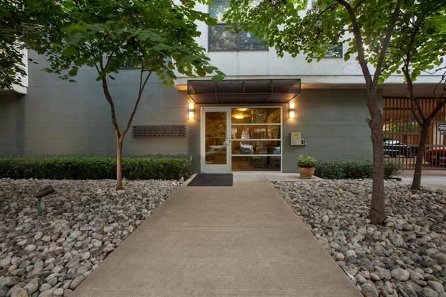 4411 Bowser Avenue #205, Dallas, TX 75219 (MLS #14446668) :: Front Real Estate Co.