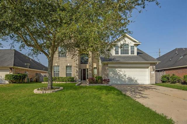 2510 Dawn River Lane, Pearland, TX 77581 (MLS #14446725) :: Real Estate By Design