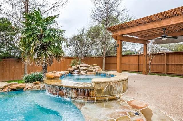 300 Foxcroft Lane, Keller, TX 76248 (MLS #14446769) :: Real Estate By Design