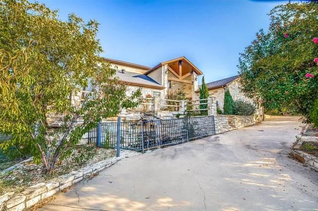 3626 Canyon Road, Granbury, TX 76049 (MLS #14446793) :: Real Estate By Design