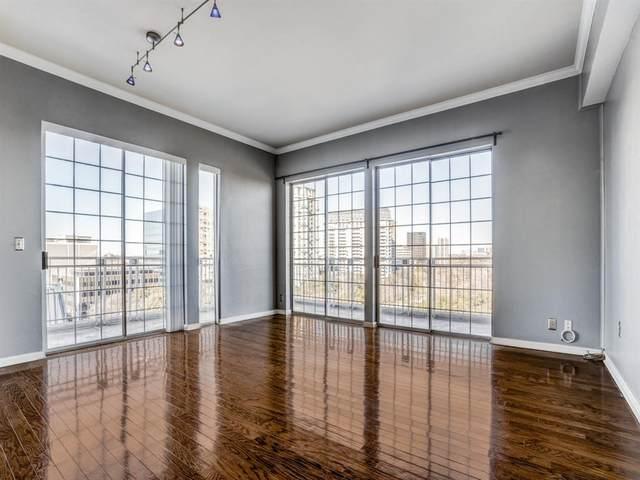 3225 Turtle Creek Boulevard #948, Dallas, TX 75219 (MLS #14446824) :: Real Estate By Design