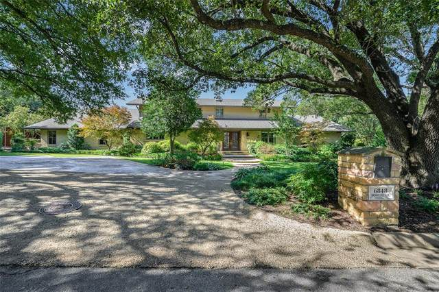 6848 Mossvine Circle, Dallas, TX 75254 (MLS #14446853) :: Hargrove Realty Group