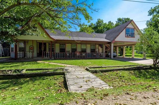 226 N Coleman Street, Mabank, TX 75147 (MLS #14446904) :: Keller Williams Realty
