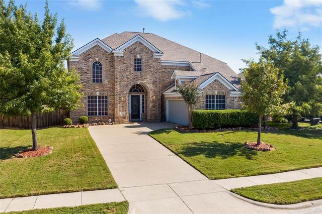 7232 Tolosa, Grand Prairie, TX 75054 (MLS #14446954) :: Real Estate By Design