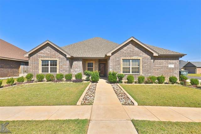 382 Southlake Drive, Abilene, TX 79602 (MLS #14447040) :: The Mauelshagen Group