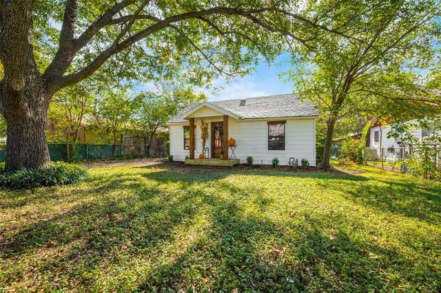 603 Lilly Street, Cleburne, TX 76033 (MLS #14447128) :: The Kimberly Davis Group