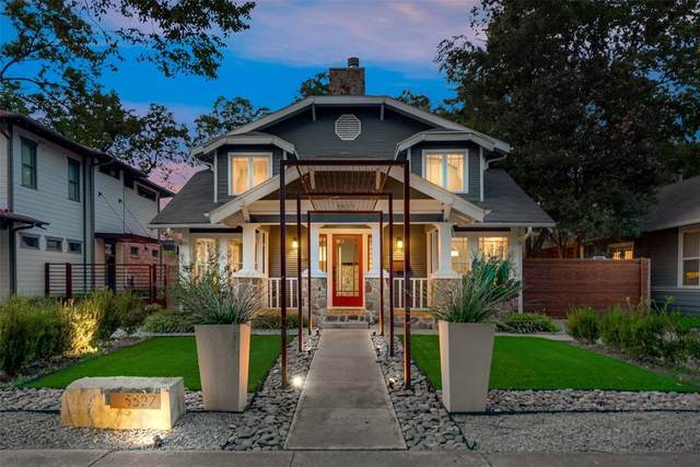 5527 Richard Avenue, Dallas, TX 75206 (MLS #14447168) :: The Hornburg Real Estate Group
