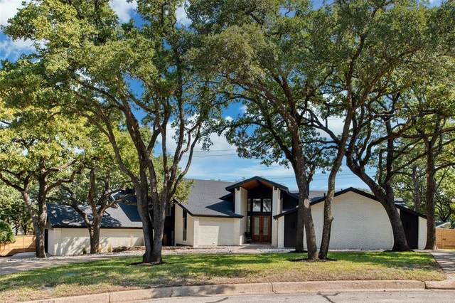 420 Lynndale Court, Hurst, TX 76054 (MLS #14447182) :: The Mauelshagen Group