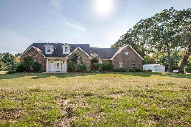 2781 County Road 3214, Jacksonville, TX 75766 (MLS #14447187) :: Real Estate By Design