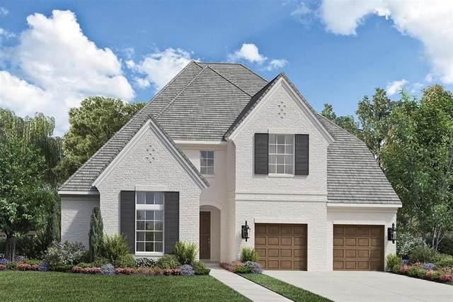2001 Barbette Street, Fort Worth, TX 76008 (MLS #14447236) :: Maegan Brest | Keller Williams Realty