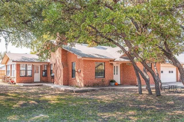 122 Lakeview Drive, Brady, TX 76825 (MLS #14447277) :: The Kimberly Davis Group