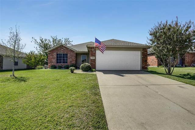 1017 Rock Springs Drive, Burleson, TX 76028 (MLS #14447281) :: The Mauelshagen Group