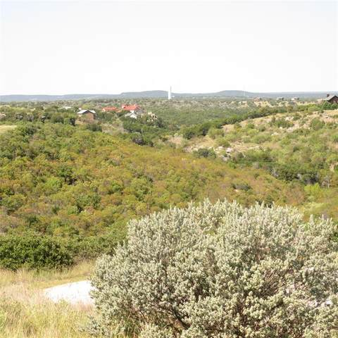 665 Cypress Point, Possum Kingdom Lake, TX 76449 (MLS #14447331) :: ACR- ANN CARR REALTORS®